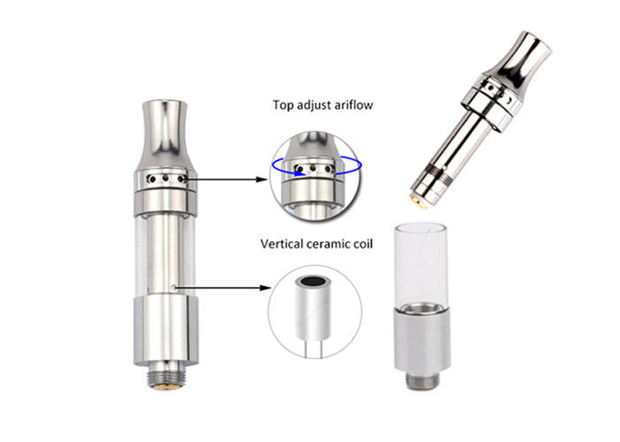 Ceramic Coil Smoke Tanks , Amigo Liberty V9 Thick Oil Top Fill Tanks